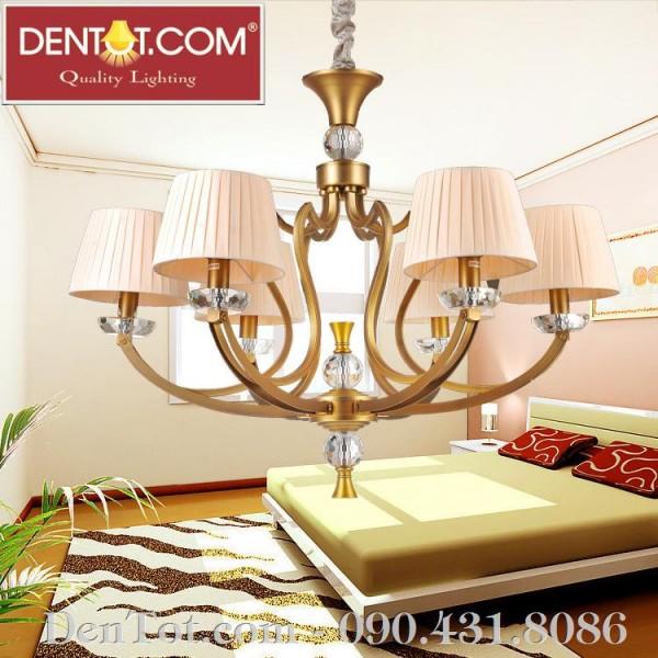 Đèn chùm 6 bóng DT8601-6P