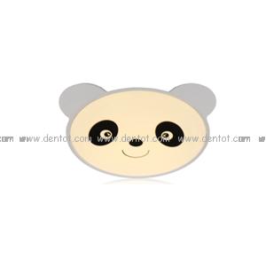 Đèn áp trần phòng trẻ em hình gấu pu