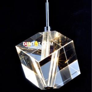 Đèn thả pha lê khối DT9020D01A
