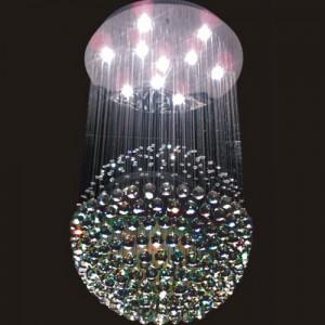 Đèn thả quả cầu pha lê DT9025D05BLD