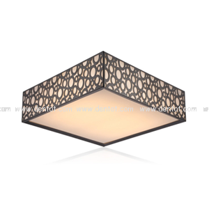 Đèn mâm áp trần vuông DT333-615x255x100mm