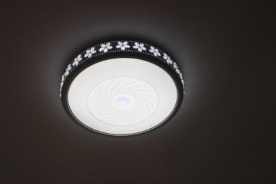 Ảnh lắp đèn mâm căn hộ HUD3 TOWER