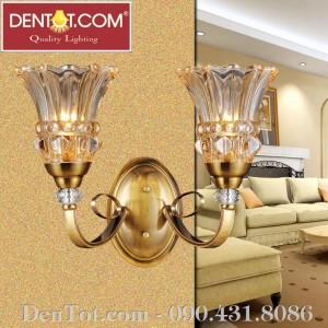 Đèn tường cao cấp LED 2 bóng DT8602-2W