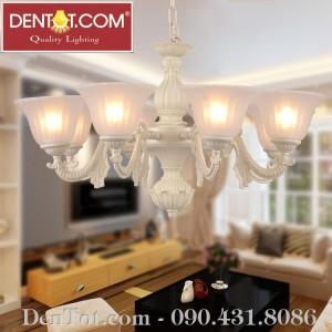 Đèn Chùm phong cách Châu Âu DT8701-8P