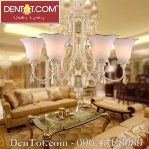 Đèn chùm trang trí phong cách châu âu DT8702-6P