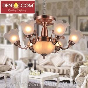 Đèn chùm trang trí phong cách Châu Âu DT8704-6+2P