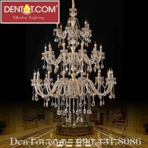 Đèn chùm pha lê cao cấp DT8803-15+10+6P