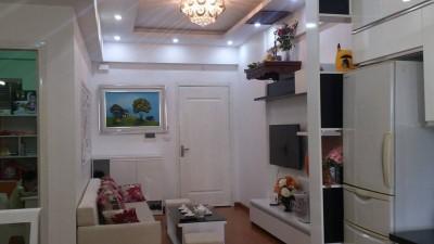 Lắp đèn trang trí căn hộ cc Linh Đàm