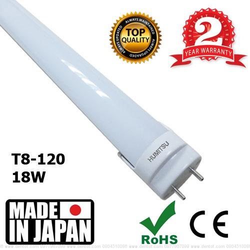 Tuýp led nhật bản T8 18W Humitsu – hms-t812-18w-HUMITSU