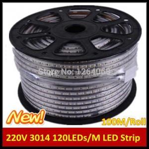 led dây 220V 3014 120 chip / m