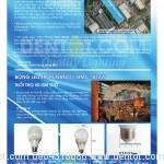 Đèn LED Nhật Bản dạng tròn LED BULB
