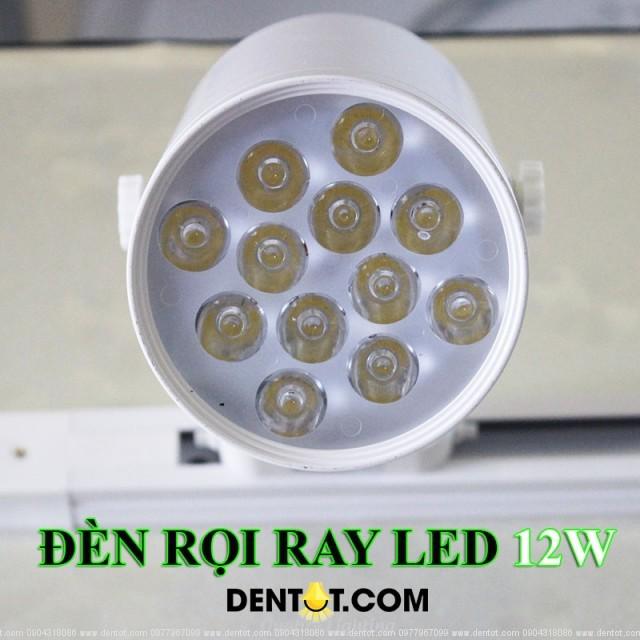 Đèn rọi ray LED