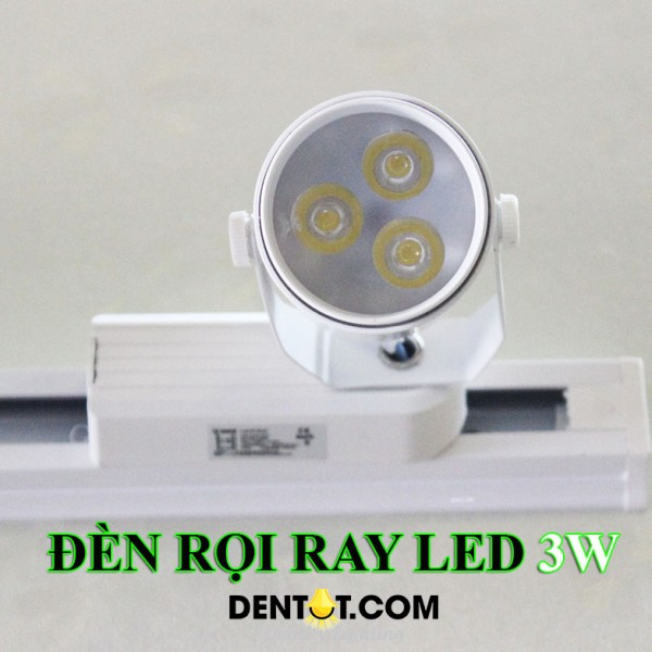 Đèn rọi ray showroom led