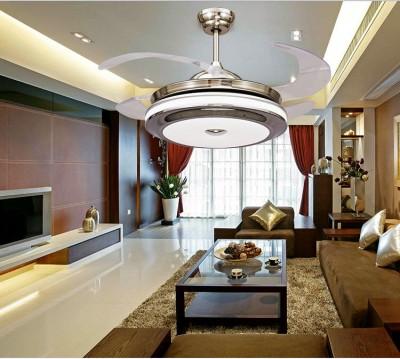 Quạt trần đèn cho căn hộ chung cư. Có nên dùng ?