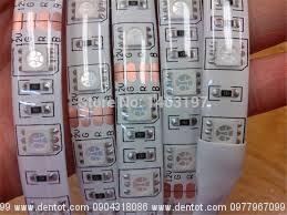 led dây 5050 12v cuộn 5m-ip65
